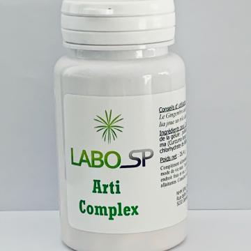 Arti complex - Réunit les plantes qui dans notre expérience ont apporté un soulagement de l'inflammation articulaire - Labosp.com