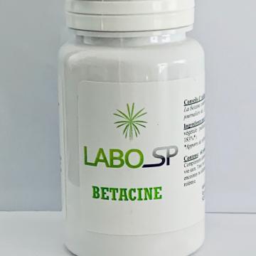 Retrouver un métabolisme normal de l'homocystéine. Traitement naturel de la dépression nerveuse - Betacine - Labosp.com